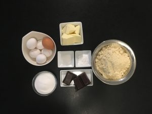 Schoko-Nuss-Kuchen ohne Mehl