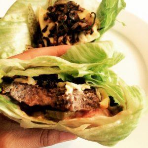 Salatburger