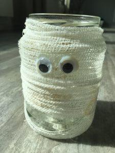 Halloween Mumie
