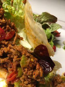 Parmesan Taco