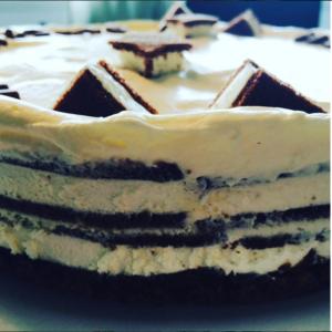 Milchschnitten Torte