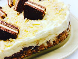 Knoppers Torte