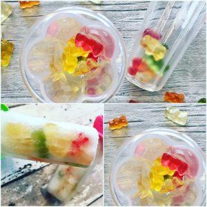 Gummibärchen Eis