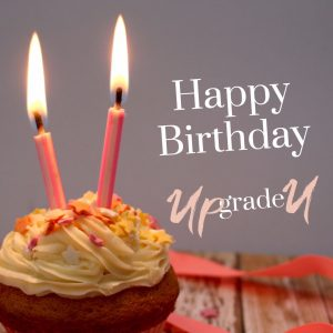 Happy Birthday UpgradeU
