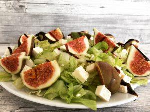 Feigen-Feta-Salat