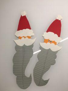 Abschneidkalender für Weihnachten