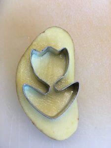 Kartoffeldruck