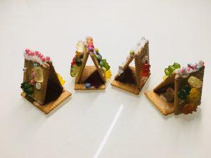 Butterkeks Häuser