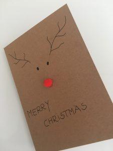 Rudolf Weihnachtskarten