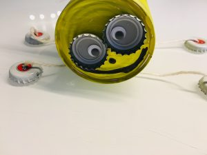 DIY Dosen Bienen