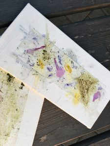 Blütenkarten