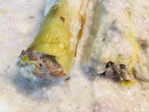 Lauch Cannelloni