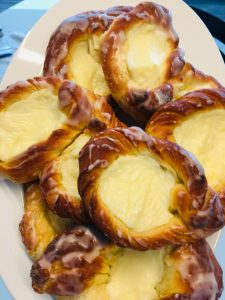 Puddingteilchen