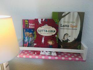Bücherbord Ikea Hack
