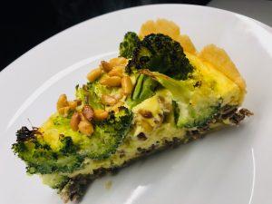 Hackfleisch-Brokkoli-Quiche