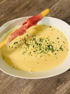 Parmesan Suppe