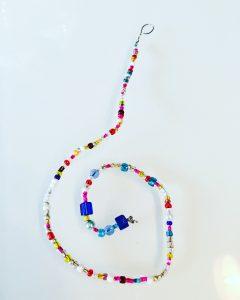 DIY Perlenspirale