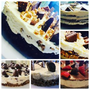 Best of No Bake Cakes
