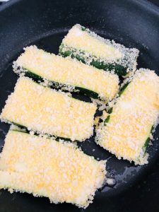 Zucchini Schnitzel