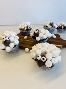 Muffin Schäfchen